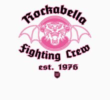 Rockabella Fighting Crew 2 Womens Fitted T-Shirt