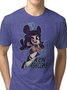 KEN ASHCORP Tri-blend T-Shirt