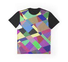 Pastel Geometry 2 Graphic T-Shirt