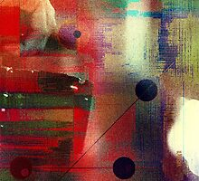 The undeniable abstract reality by Vasile Stan