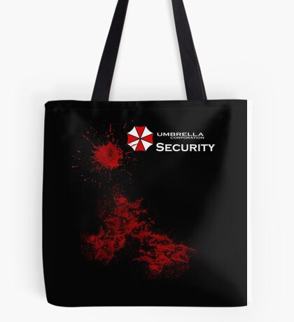 Resident Evil - Umbrella Tote Bag