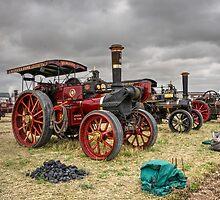 Dorset Engines  by Rob Hawkins