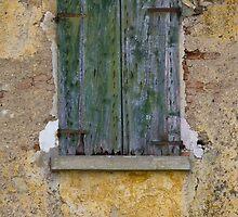window of thw house by spetenfia