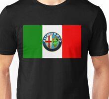 Alfa Romeo Logo Unisex T-Shirt