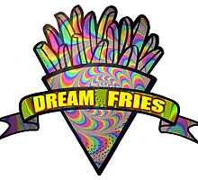 Psychedelic Fries by changetheworld