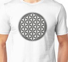 Sacred Geometry: Flower of Life III Unisex T-Shirt