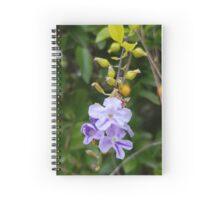Flowers Spiral Notebook