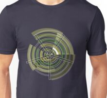 Exploded view camouflage Unisex T-Shirt