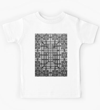 Intricate Cross Kids Tee