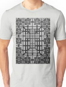 Intricate Cross Unisex T-Shirt