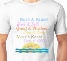 Rosemary Beach Unisex T-Shirt