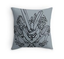 shale companion tattoo Throw Pillow