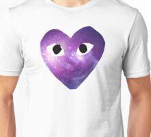 CDG Galaxy Unisex T-Shirt