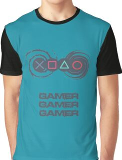 The GAMER Graphic T-Shirt