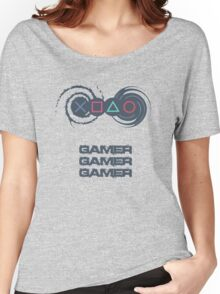 The GAMER Women's Relaxed Fit T-Shirt