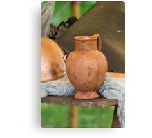 old pot Canvas Print