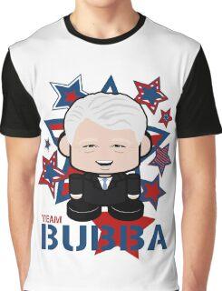 Team Bubba Politico'bot Toy Robot Graphic T-Shirt