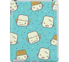 We love brains! iPad Case/Skin