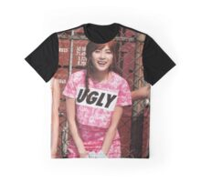 Pink Memory Graphic T-Shirt