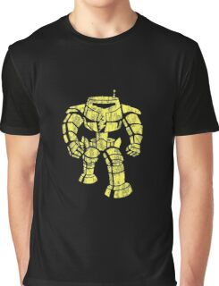 Manbot - Distressed Variant Graphic T-Shirt