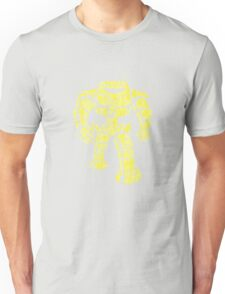 Manbot - Distressed Variant Unisex T-Shirt