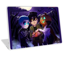 Drananigons Halloween 2016 Laptop Skin