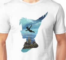 Peter Pan Over London Unisex T-Shirt