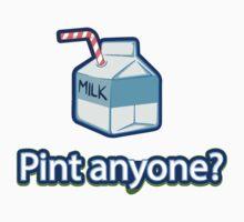 Pint anyone? One Piece - Short Sleeve