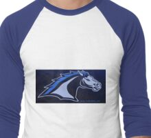 Broncos  Men's Baseball ¾ T-Shirt