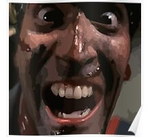 Ash Evil Dead  Poster