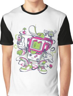 Game Boy - Old School Graphic T-Shirt