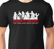 Cinematic Universe: Inverted Logo Unisex T-Shirt