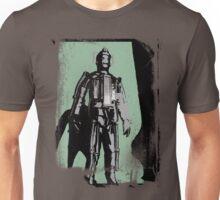 Cyberman (distressed) Unisex T-Shirt