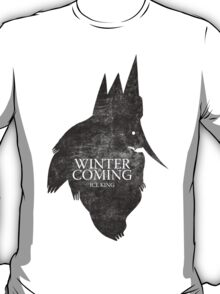 King is Coming T-Shirt