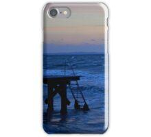 Sun-up jetty iPhone Case/Skin