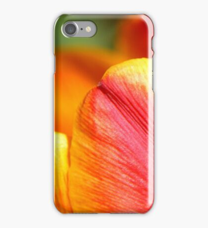 Tulip In The Morning iPhone Case/Skin