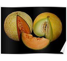 Melon Poster