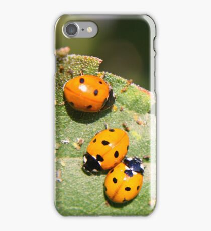 Three Little Ladies iPhone Case/Skin