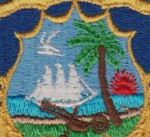 Liberia National Police Force Sticker