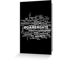 #GamerGate Greeting Card