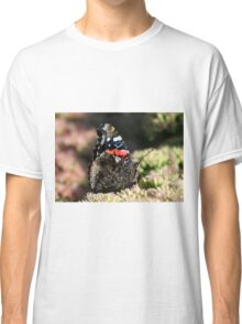 A Red Admiral Butterfly Classic T-Shirt