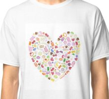 Sweetheart papercut Classic T-Shirt