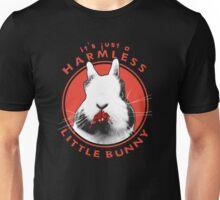 Just a Harmless Little Bunny Unisex T-Shirt