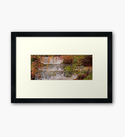 Stockghyll Force Framed Print