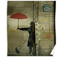 Rue du Chat Qui Peche II Poster