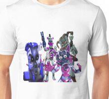 fnaf sl characters Unisex T-Shirt
