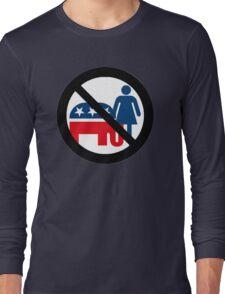 No No No Long Sleeve T-Shirt