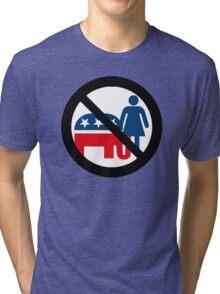 No No No Tri-blend T-Shirt