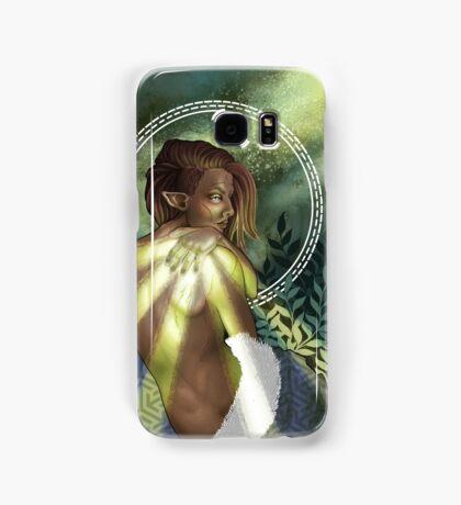 Tarot: Priestess  Samsung Galaxy Case/Skin