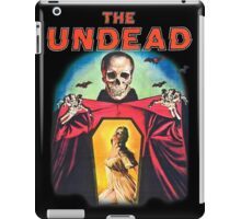 The Undead Shirt! iPad Case/Skin
